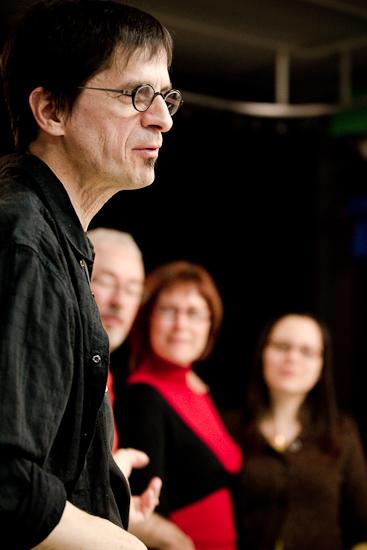 Claude Brazeau, Sous-groupe portrait, CPPO, Gatineau, 12 février 2010