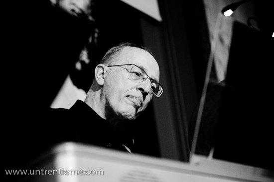 Jean-Pierre Allain, Sortie Jazz, Brasseurs du Temps, Gatineau, Mai 2010 (© Sébastien Lavallée, 2010)