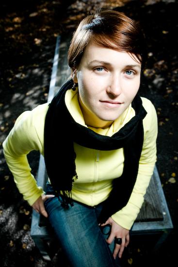 Maryse Tessier (© Sébastien Lavallée, 2009)