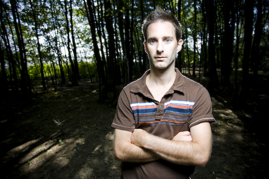 Phylip Allain (© Sébastien Lavallée, 2009)
