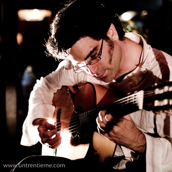 Patrice Servant, Servantes, Festival de Jazz de Chelsea, Chelsea Pub, Chelsea, Juin 2010 (© Sébastien Lavallée, 2010)