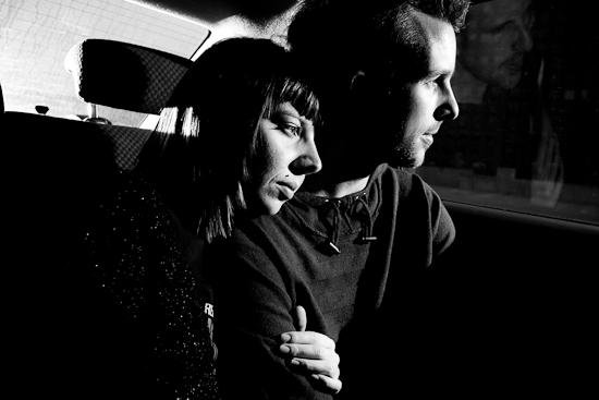 Sophie et Éric, Gatineau, Vieux-Hull, Avril 2010