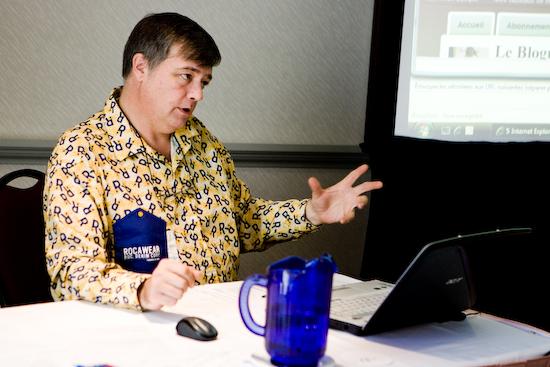 Raymond Viger (© Sébastien Lavallée, 2009)