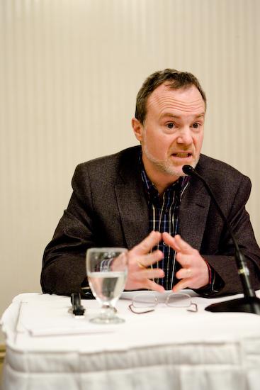 André Pratte, Éditorialiste à La Presse (© Sébastien Lavallée, 2009)