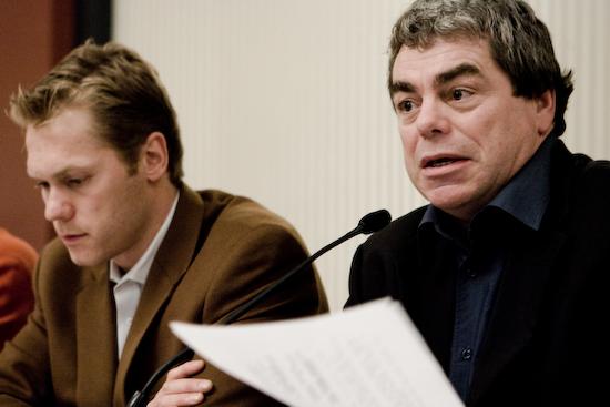 François Bourque (© Sébastien Lavallée, 2009)