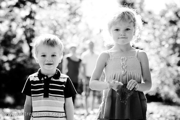 Famille Bergevin, Arboretum, Ottawa, Août 2010 (© Sébastien Lavallée, 2010)