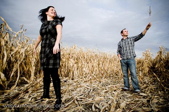 Alison et Tom, Orléans, Ontario, Novembre 2010 (© Sébastien Lavallée, 2010)