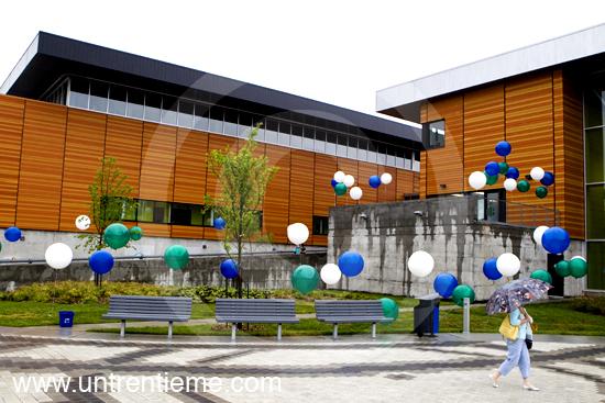 Centre sportif de Gatineau lors de son ouverture officielle, Gatineau, 12 juin 2010 (© Ville de Gatineau -  Sébastien Lavallée, 2010)