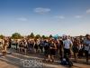MONTREAL, 24 août 2012 - Vue de la foule au festival Expérience MTL.