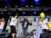 MONTREAL, 24 août 2012 - Alaclair Ensemble au festival Expérience MTL.