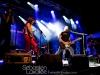 MONTREAL, 24 août 2012 - Galaxie au festival Expérience MTL.