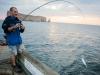 David et Alain, les pêcheurs lève-tôt de Percé.
