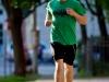 Steve va courir le marathon avec l\'équipe d\'Entraide familiale de l\'Outaouais. (© Sébastien Lavallée)