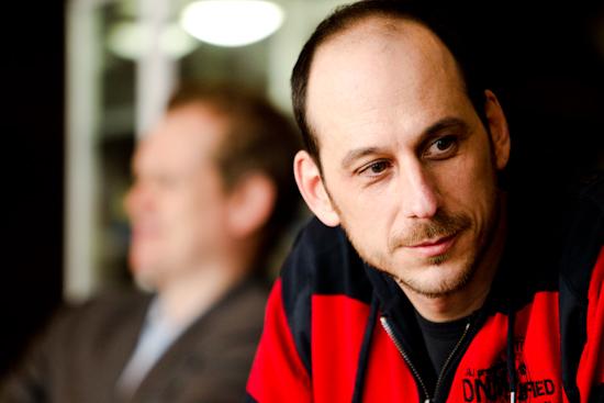 Dominic Arpin, Le Brunante (UdeM), Montréal, Soirée-causerie La Jonction, 5 février 2010