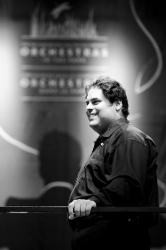 Jean-Marie Zeitouni, chef d'orchestre (©Sébastien Lavallé, 2009)