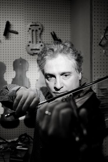Pierre Bellefeuille (© Sébastien Lavallée, 2009)
