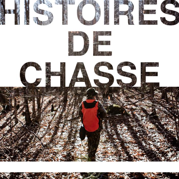 Histoires de chasse, affiche #1 (© Sébastien Lavallée, 2011)