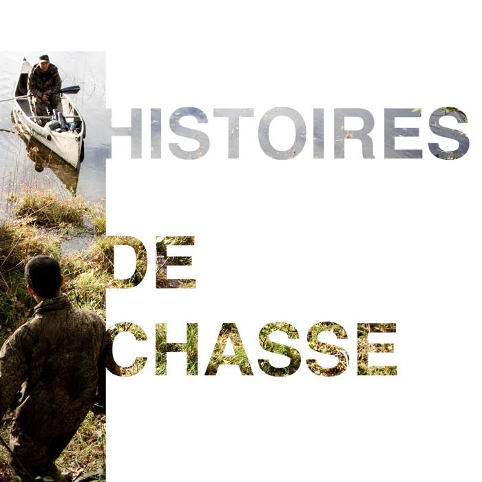 Histoires de chasse, affiche #2 (© Sébastien Lavallée, 2011)