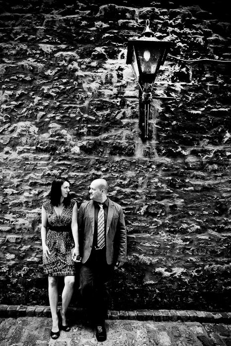 Mathieu et Stéfany, séance portrait pré-mariage, Vieux-Montréal, Juin 2011 (© Sébastien Lavallée, 2011)