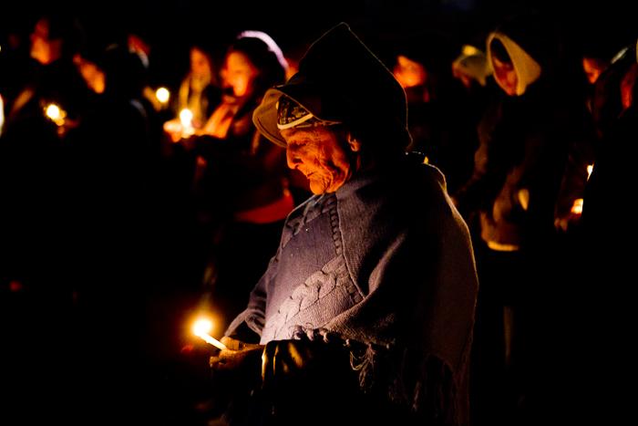Nuit des sans-abri, Gatineau, 21 octobre 2011 (© Sébastien Lavallée)