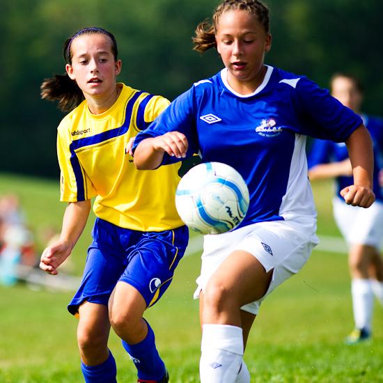 Soccer, Jeux du Québec 2010, Gatineau, Août 2010 (© Sébastien Lavallée - Infocale, 2010)