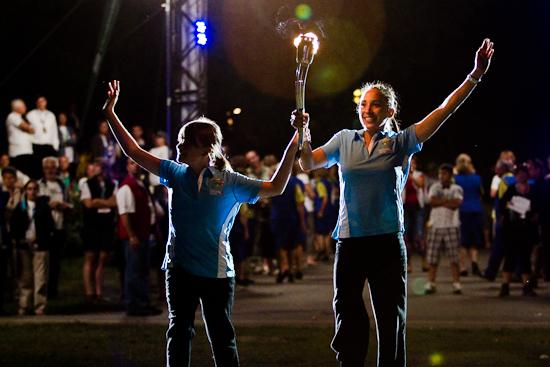 Kathy Tremblay, Jeux du Québec, Lac Leamy, Gatineau (© Sébastien Lavallée - Infocale, 2010)