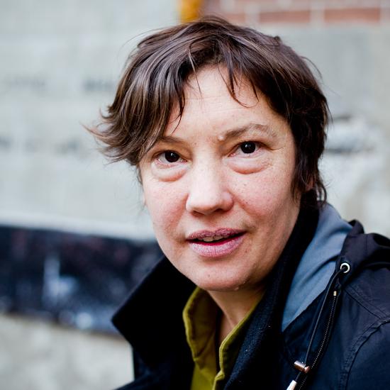 Caroline Hayeur, Montréal, Novembre 2010 (Photo: Sébastien Lavallée)