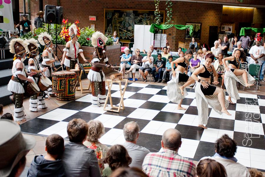Journée gatinoise de la diversité culturelle, Gatineau, Maison du citoyen, 19 août 2012 (© Sébastien Lavallée, 2012)