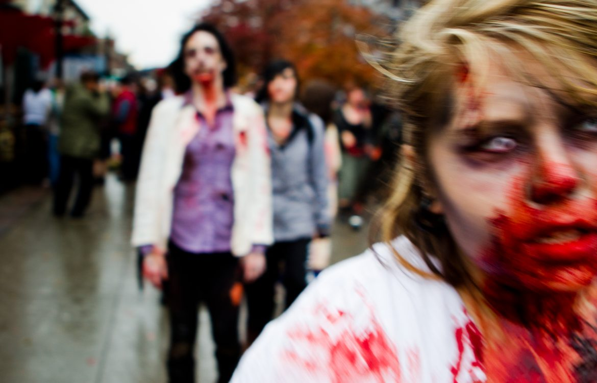 Photos: Zombie Walk 2012