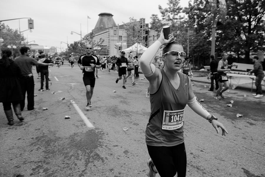 OTTAWA (26 mai 2013) - Marathon d'Ottawa 2013.