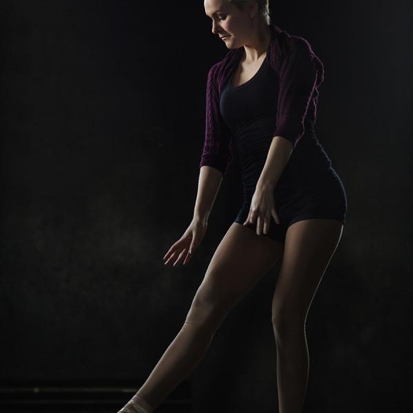 Chanel (Danse). Portrait. Sébastien Lavallée Photographe (Gatineau, Ottawa, Montréal, Outaouais)
