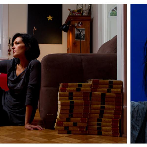 Isabelle, C'est quoi ta job?, un projet photo de Sébastien Lavallée (© Sébastien Lavallée)