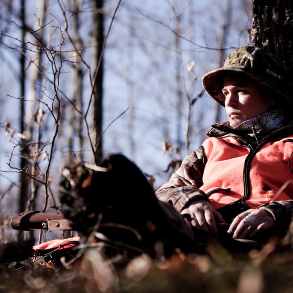 Projet: Histoires de chasse. Joey et Daniel. Gatineau, Ottawa, Montréal. © Sébastien Lavallée