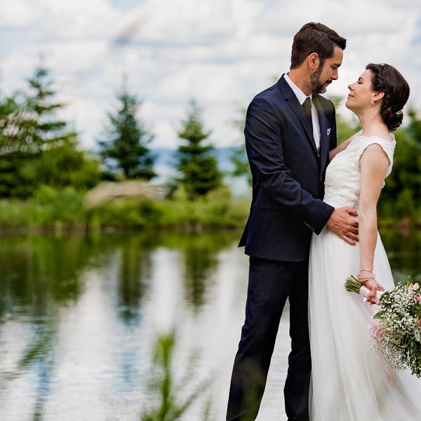 Tania et Steve. Sébastien Lavallée, photographe de mariage (Gatineau, Ottawa, Outaouais, Montréal)