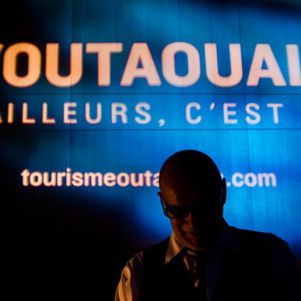 Grands prix du tourisme de l'Outaouais 2013. Photographe d'événement. © Sébastien Lavallée