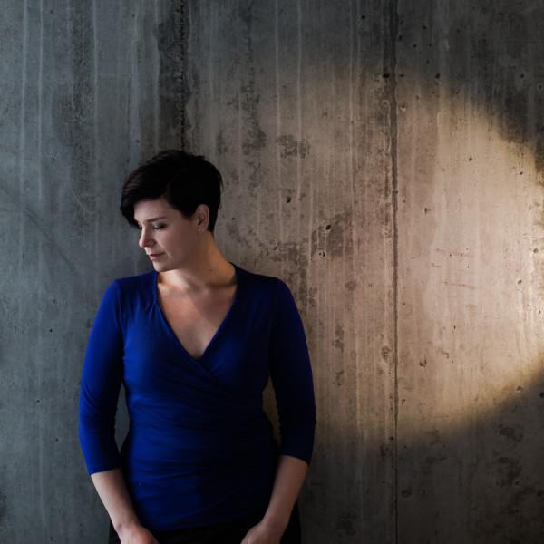 Portrait de Mélanie à Montréal. (© Sébastien Lavallée)