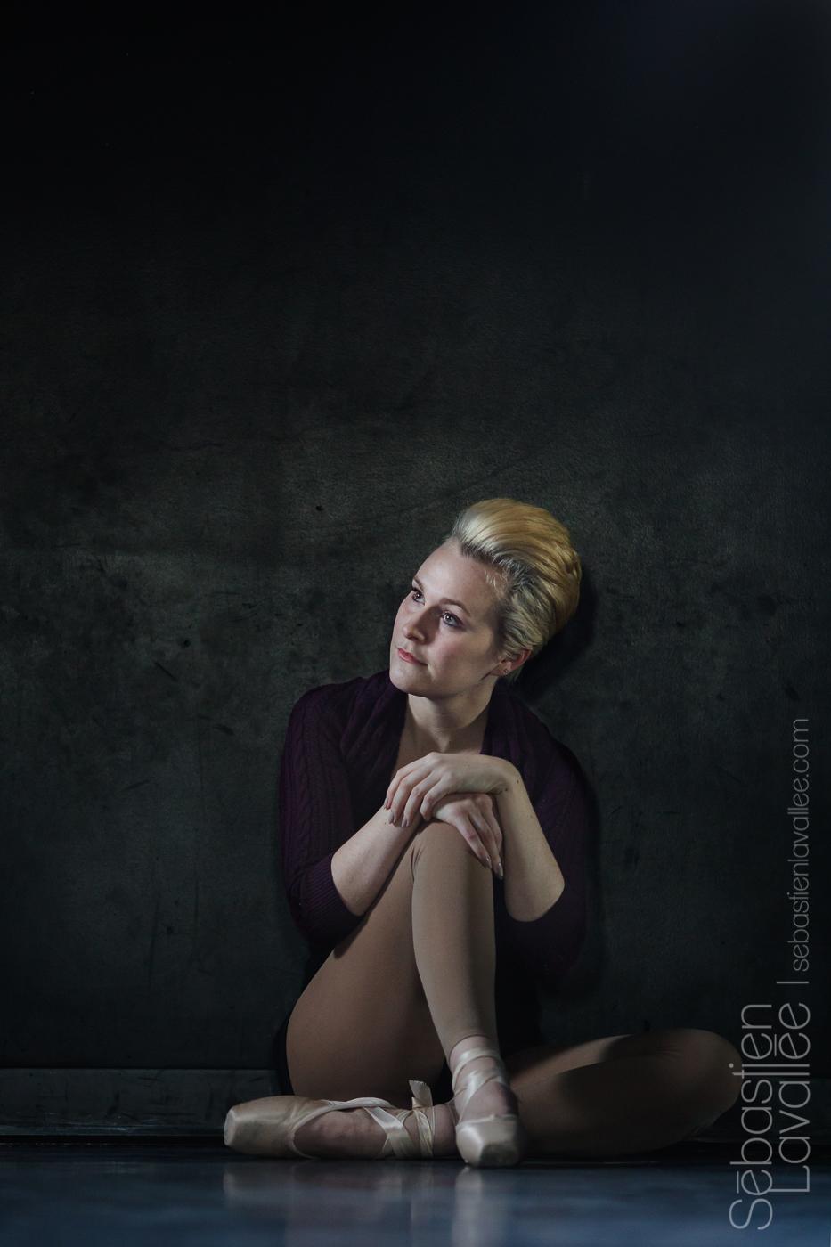 Portrait de Chanel. (© Sébastien Lavallée)