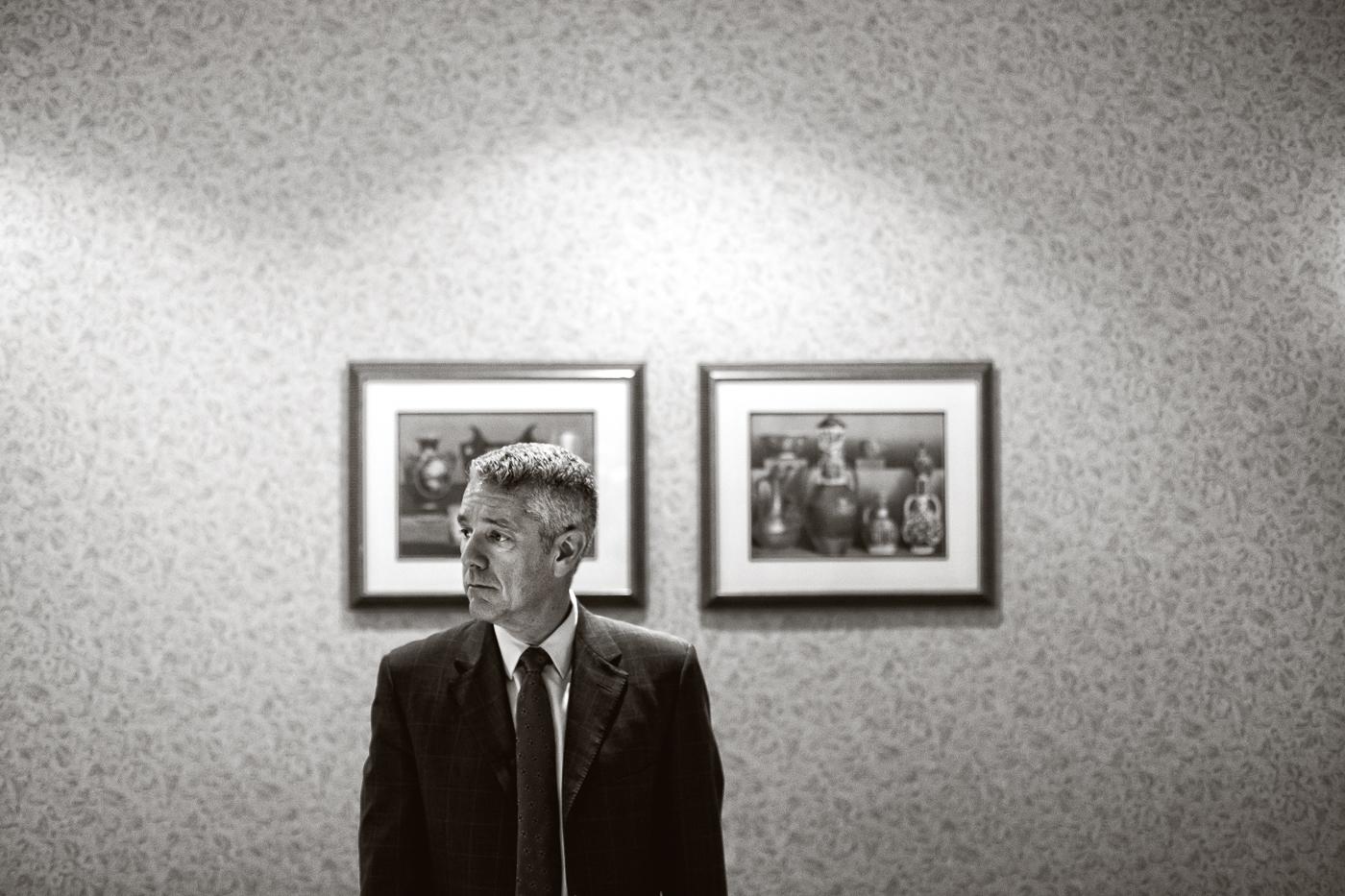 Jean-Pierre Blais, Président et premier dirigeant du CRTC (© Sébastien Lavallée)