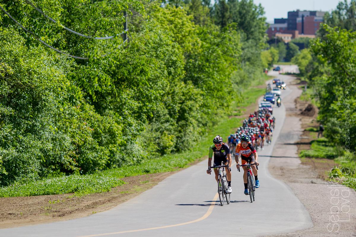 GATINEAU (6 juin 2015) - Grand Prix Cycliste de Gatineau Masculin.