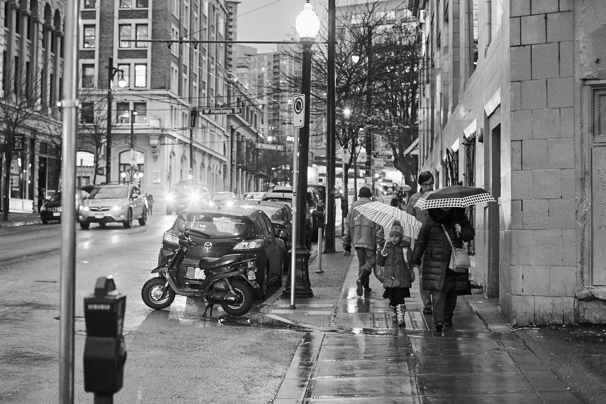 Vancouver, début décembre 2015 (© Sébastien Lavallée)