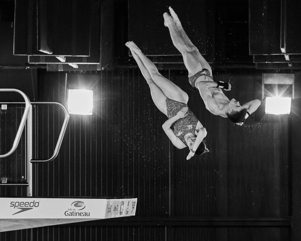Coupe Canada de plongeon 2015. Événements. Sébastien Lavallée Photographe (Gatineau, Ottawa, Montréal, Outaouais)