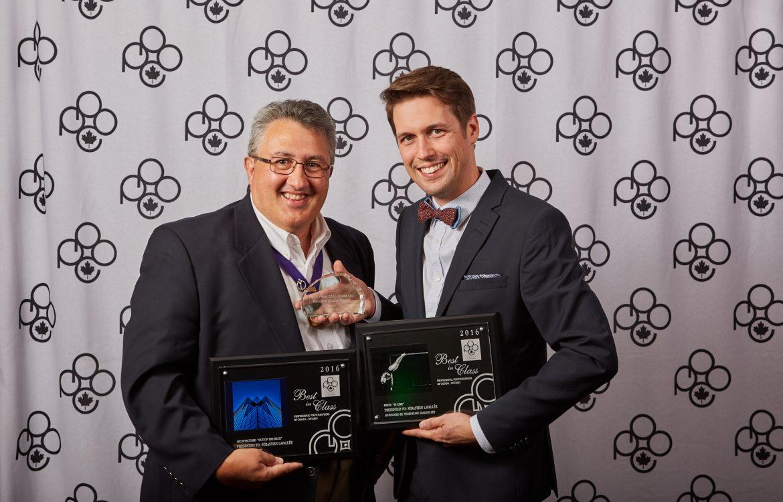 PRIX : Deux «Best in class» à la compétition provinciale des PPOC