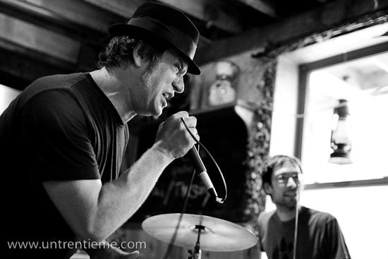 Medecine Chest - La musique de Tom Waits, Chelsea Pub, Chelsea, Août 2010 (© Sébastien Lavallée, 2010)